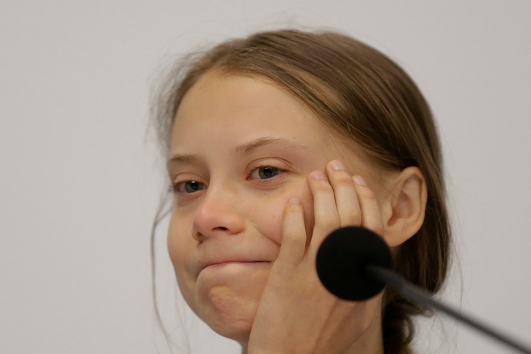 Greta Thunberg shows 'very great bravery': Attenborough