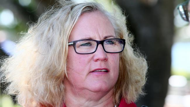 Former member for Robertson, Belinda Neal, has nominated to be preselected as a Labor Party candidate for local council. Picture: Peter Clark