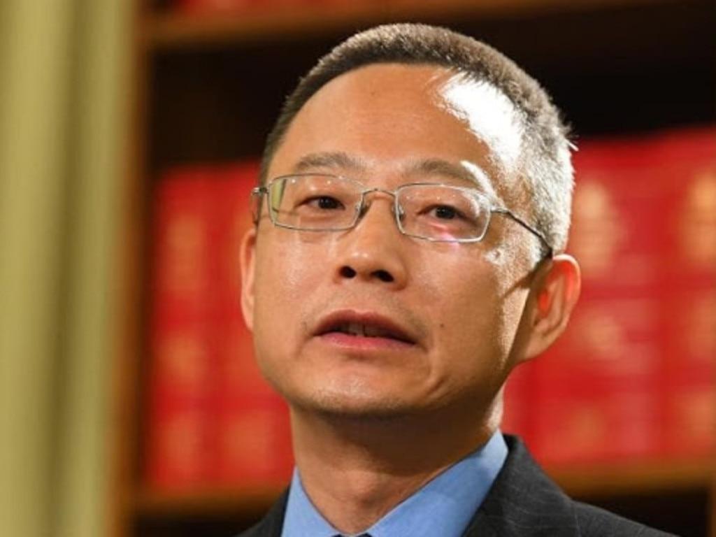 Zhou Long.