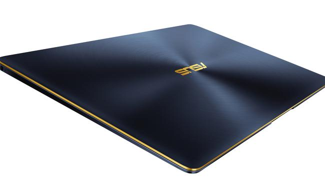 The Asus Zenbook 3 UX390 is a stylish, slim laptop.
