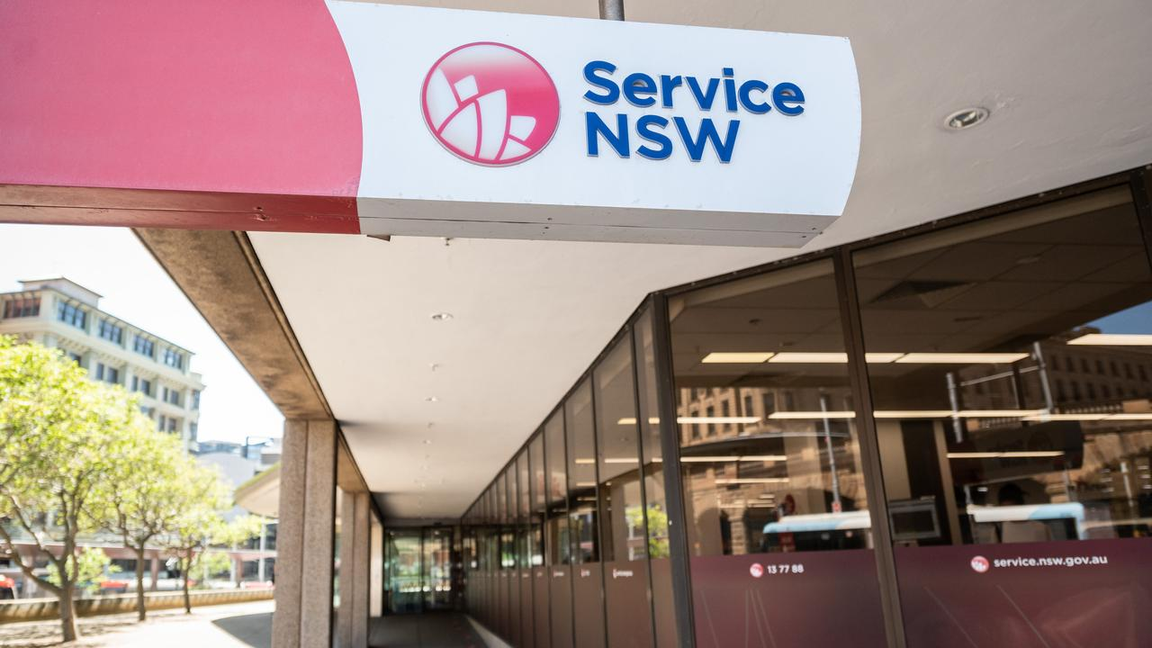 Service NSW handles information on everything from bushfire relief and traffic fines to contact tracing data and COVID-19 test results. Picture: NCA NewsWire/James Gourley