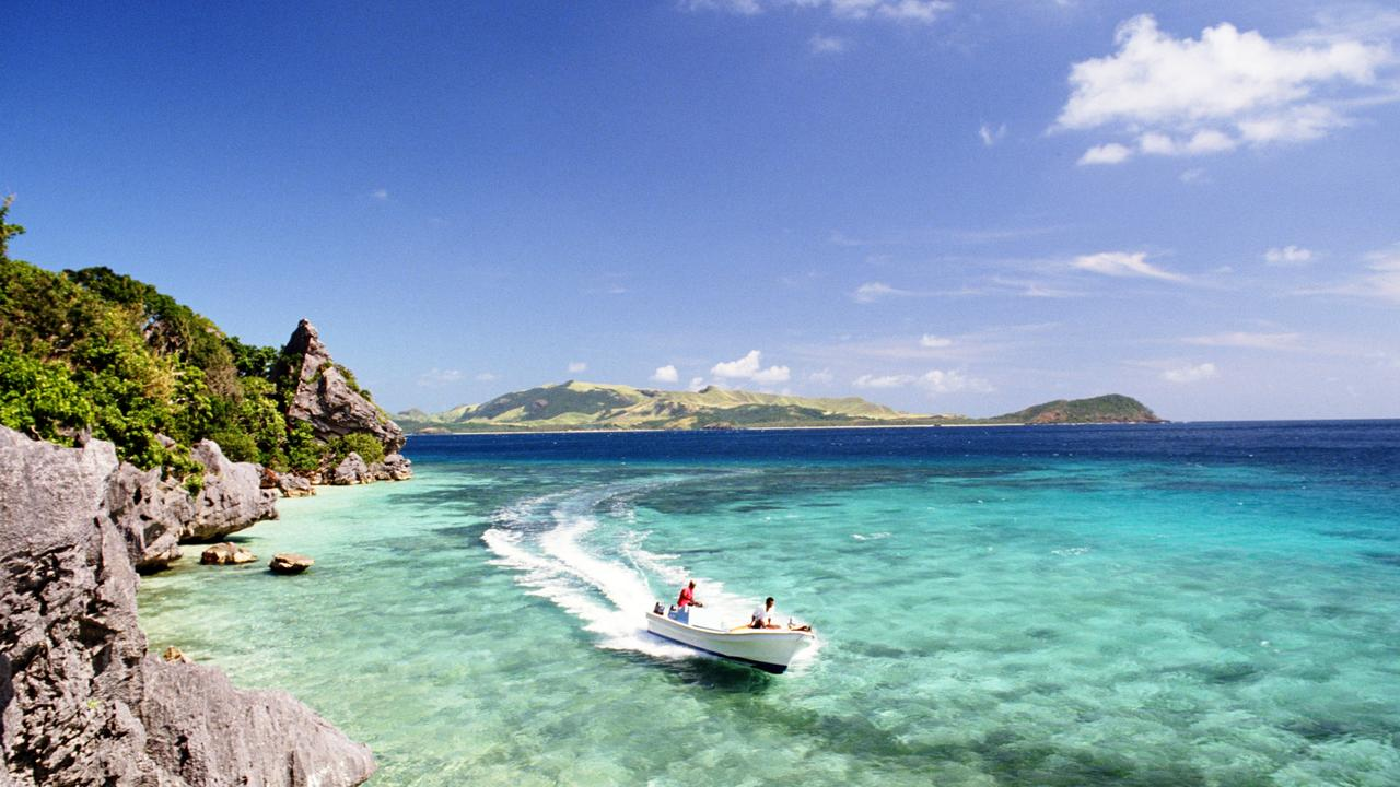 Time to get booking for Fiji.