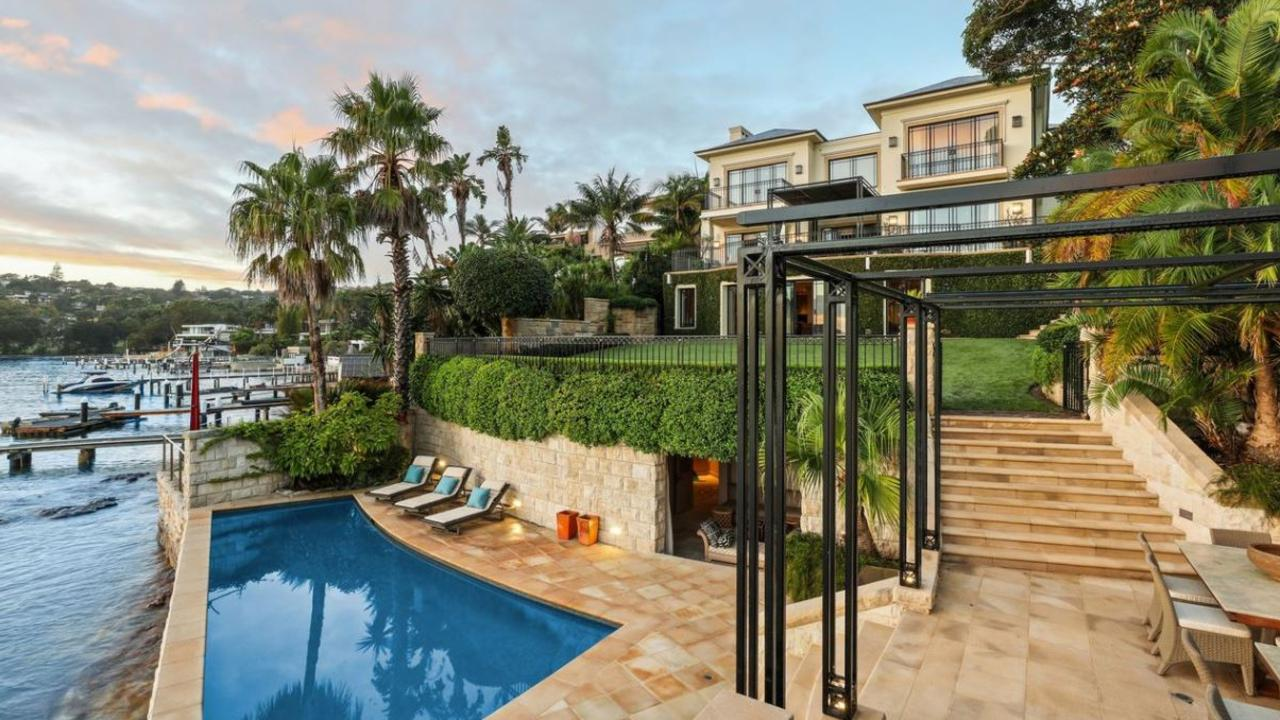 Houses in Vaucluse have jumped in value by 24 per cent year-on-year.