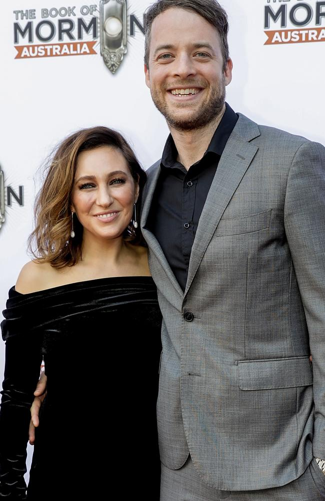 Zoe Foster Blake and Hamish Blake have swapped Melbourne for Sydney. Picture: WireImage