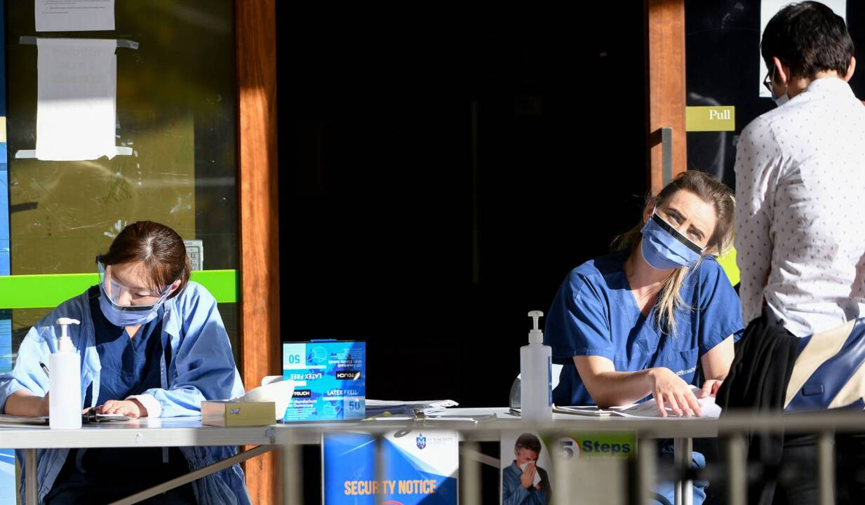 NSW records 16 new infections in past 24 hours