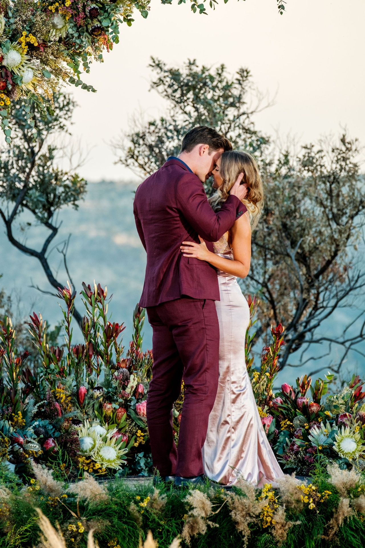 See Matt Agnew and Chelsie McLeod in their first couple photos after The Bachelor Australia finale