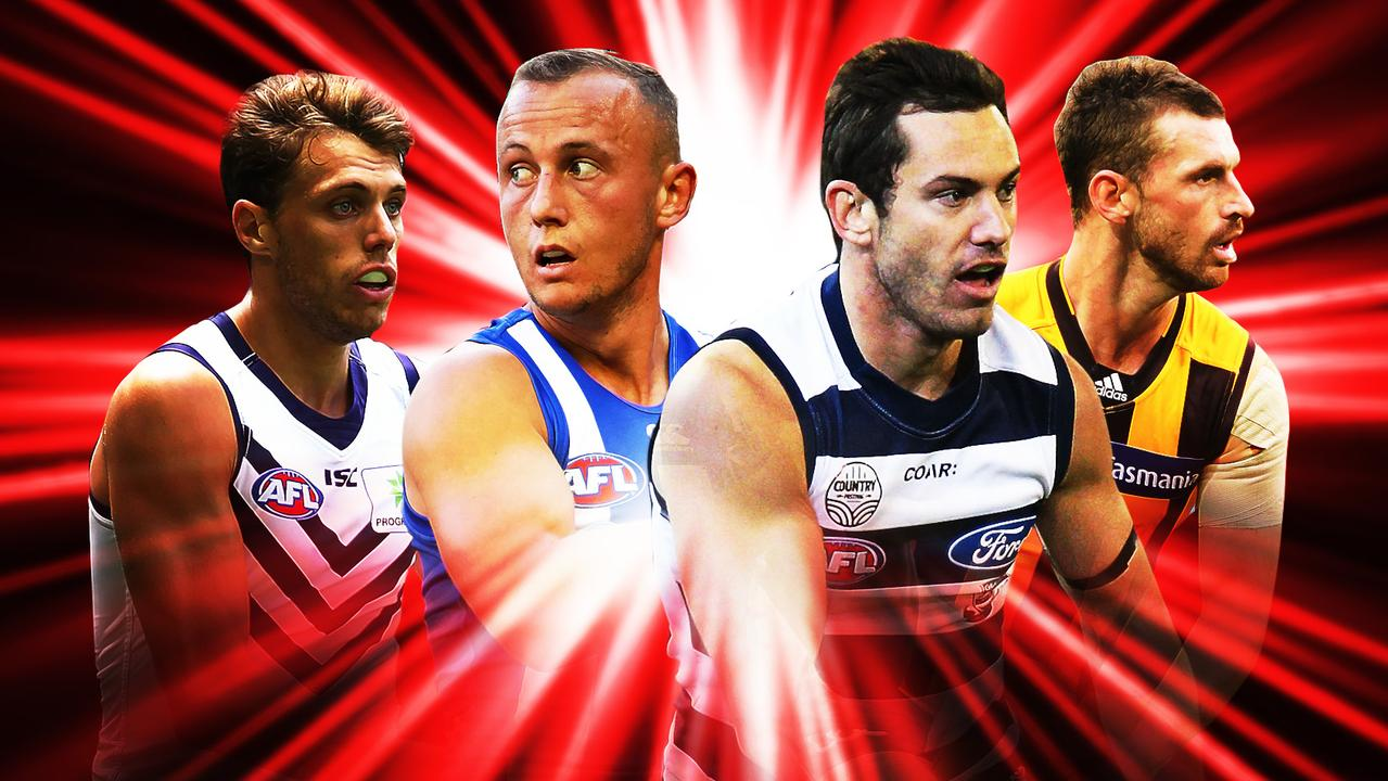 Delisted gems who could join your club.