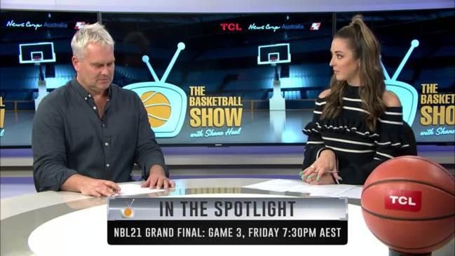 Shane Heal doubles down on NBL sweep prediction