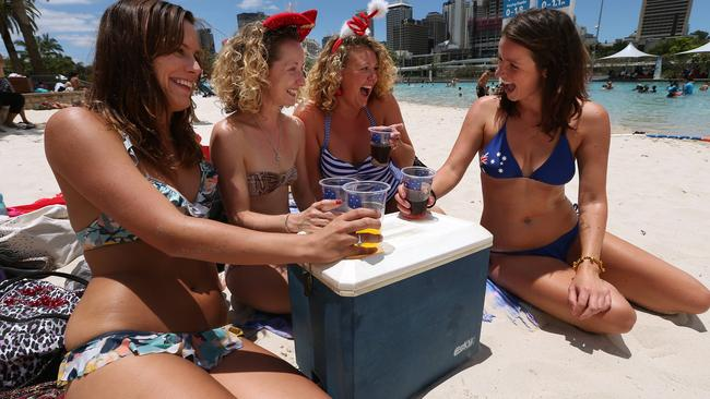 An American cooler is putting Australian Esky brands to shame, or so they think.