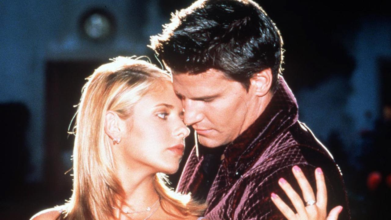 David Boreanaz moved from Buffy to his own spin-off show, Angel.