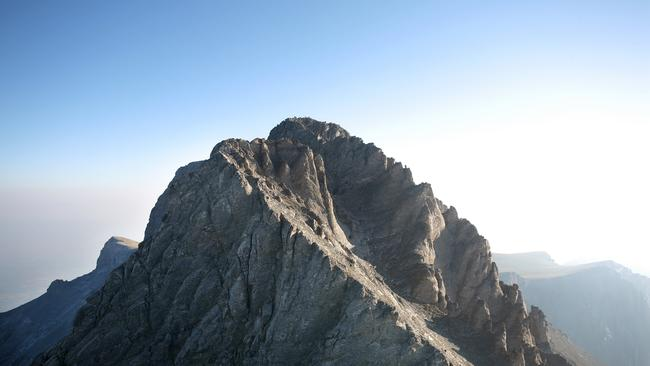 Mount Olympus is explored by tourist annually. Picture: iStock