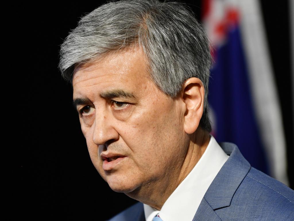 South Australian Treasurer Rob Lucas. (AAP Image/David Mariuz) NO ARCHIVING