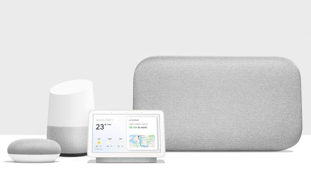 Google Home Hub and Family - From $49