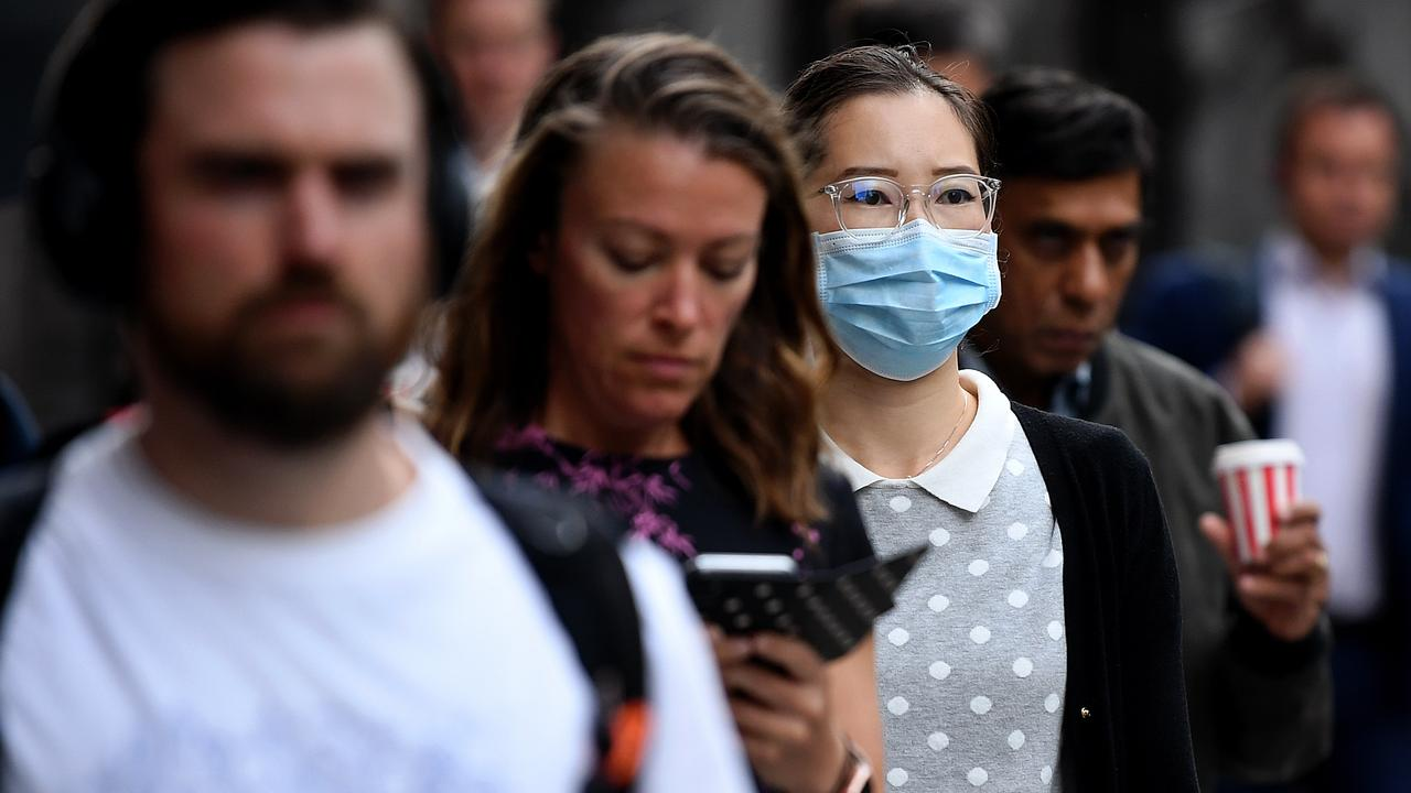 """Mr Patterson Ross said a temporary stop on evictions would be """"as much for managing the health crisis as anything else"""". Picture: AAP/Joel Carrett."""