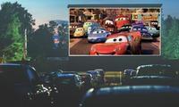 A Disney drive-in cinema is making its way around Australia