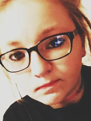 Anna Schroeder, 15, burnt down the family home after killing her mum. Picture: Facebook