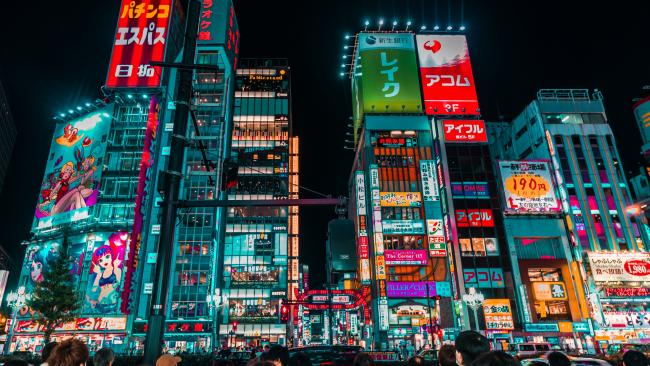 Shinjuku Central or nothing? Head for Shinjuku, my friend. This skyscraper lined precinct is crammed with people from all backgrounds, bustling away as they head into offices, bars, alleyways and shops. Picture: Jezael Melgoza / Unsplash