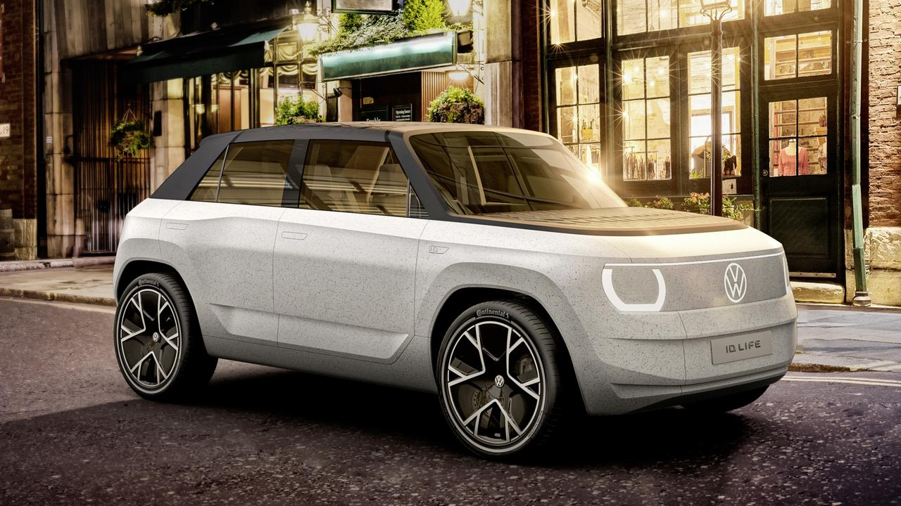 Volkswagen's ID.Life concept could cost about $30,000 when it becomes a reality.