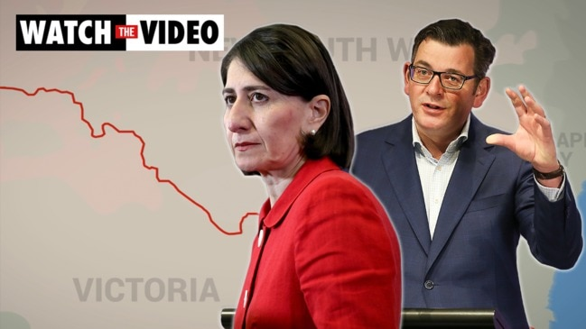 Berejiklian to open NSW border within weeks