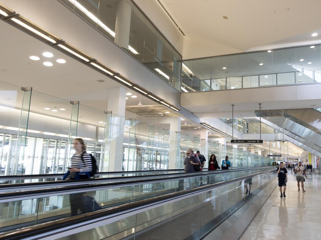 Philadelphia International Airport is the latest American airport to roll out the new technology.