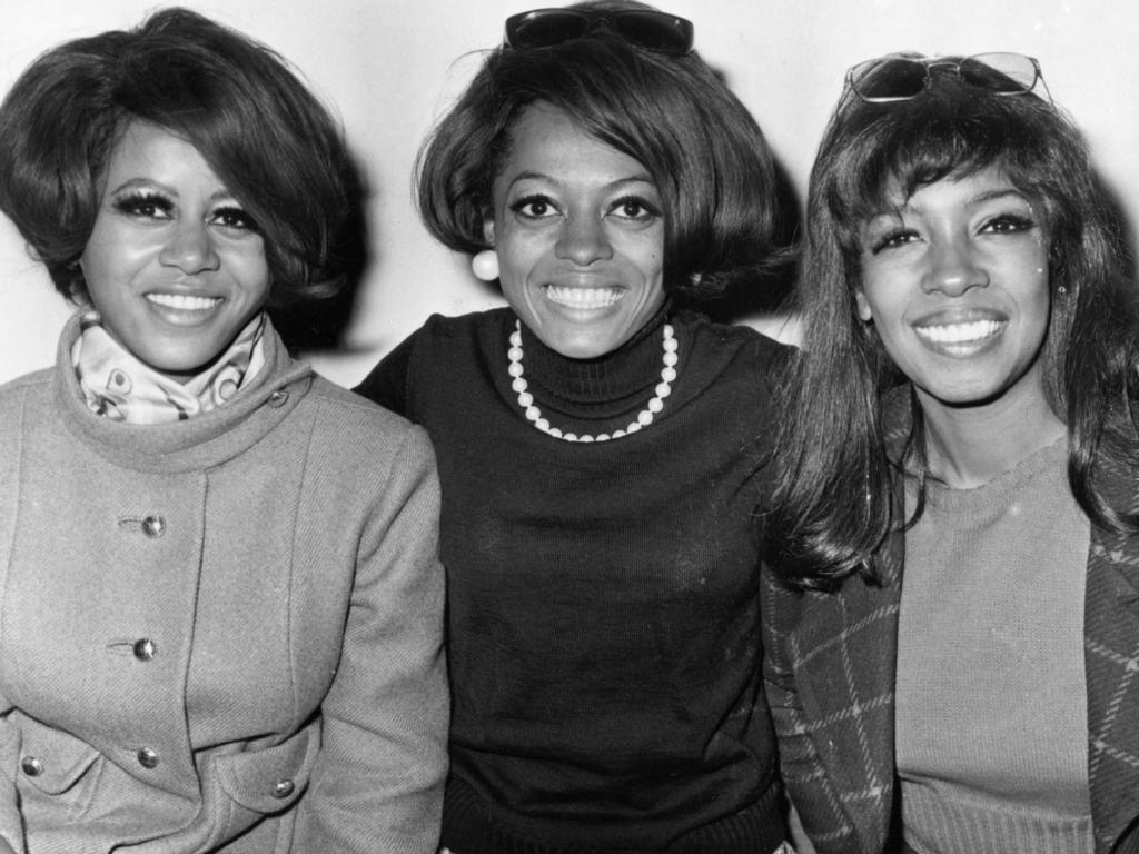 From left: Supremes singers Cindy Birdsong, Diana Ross and Mary Wilson. George Stroud/Getty Images)