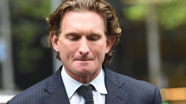 There's plenty of different opinions on James Hird's role on grand final day.