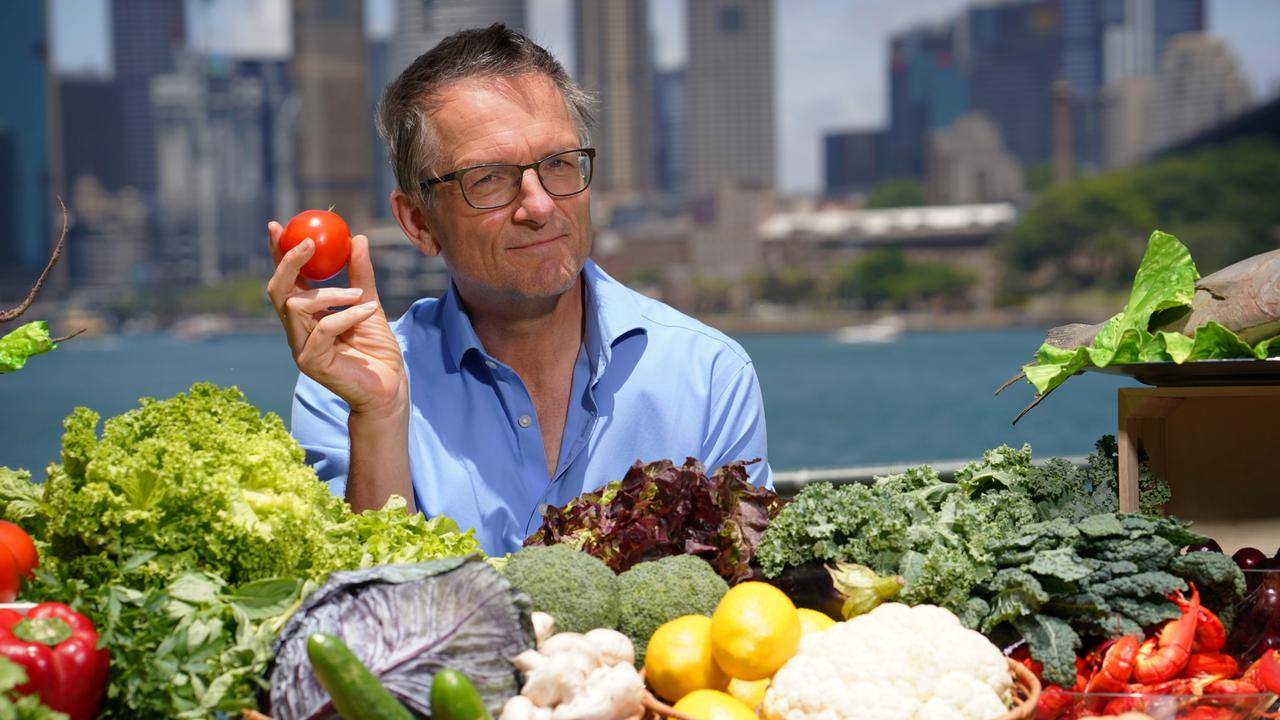 Dr Michael Mosley has a new series on SBS: Australia's Health Revolution with Dr Michael Mosley. Picture: Supplied