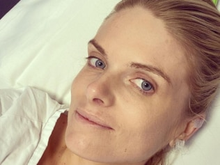 Erin Molan doesn't want you to keep putting off that colonoscopy. Image: Instagram