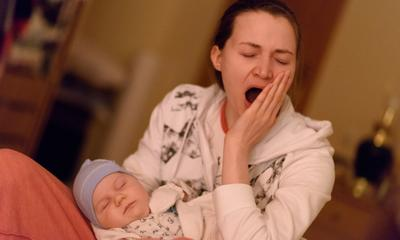 Getting sleep basics right for you and your baby