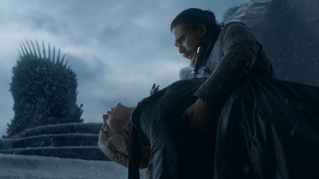 Bleak Jon Snow scene cut from GoT finale