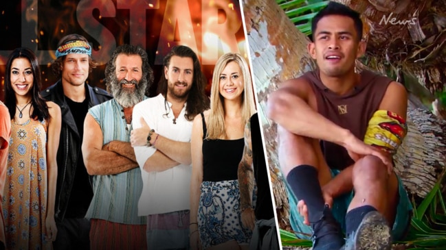 Shock as bubbly fan favourite booted (Survivor AU)