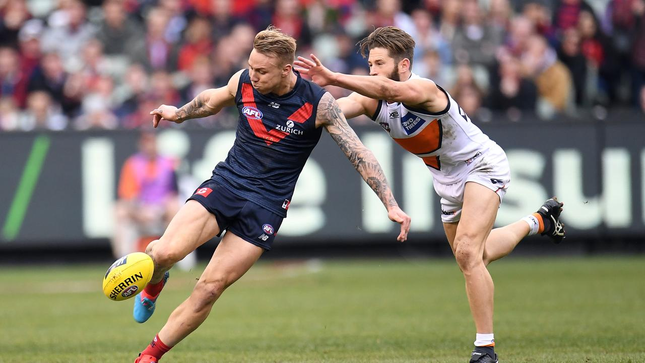 James Harmes has revealed the effects of an email from Jordan Lewis. Photo: Julian Smith/AAP Image.