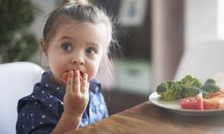 What to do when your child decides to become a vegetarian