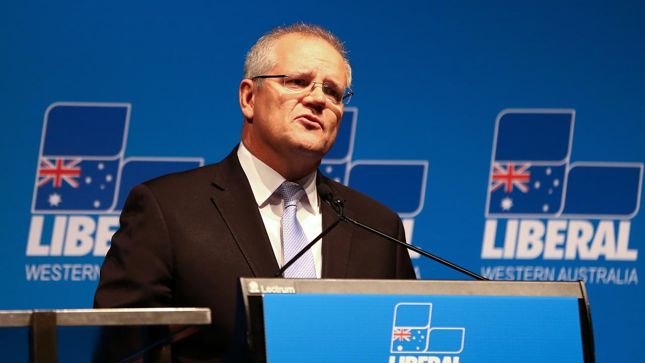 Prime Minister Scott Morrison is rejecting calls to increase Newstart. Picture: AAP Image/Gary Day