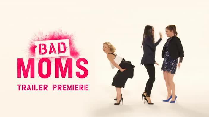 Bad Moms - Trailer