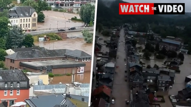 Europe devastated by mass flooding