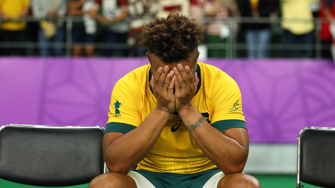 Heroes and zeroes: Who fired and failed in Wallabies' Rugby World Cup campaign
