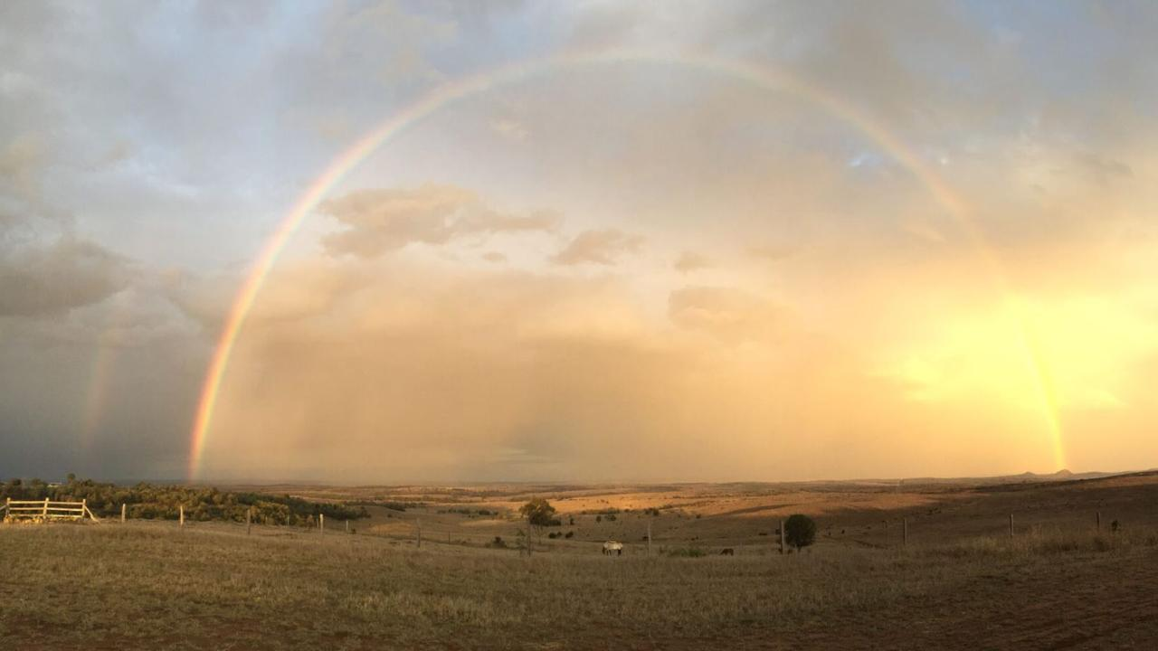 WINNER: Wandoan Photo Challenge Small Town, Big Country Young Winner Caitlyn Bowling – and Local Winner. Pic: Caitlyn Bowling