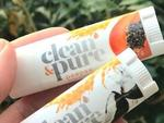 Clean & Pure sells an average of one lip balm a minute.