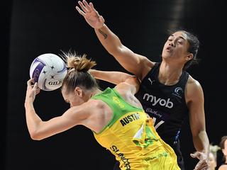 New Zealand v Australia - Constellation Cup