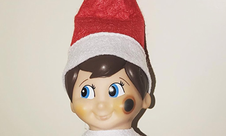 The greatest 'Elf on the Shelf' fails