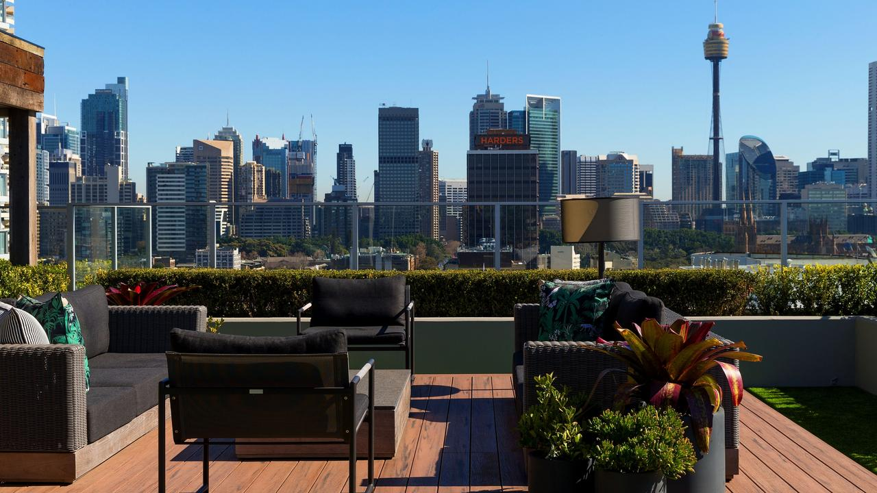 The proximity to the city of Kings Cross and surrounding suburbs is one of their biggest drawcards. Picture: Supplied