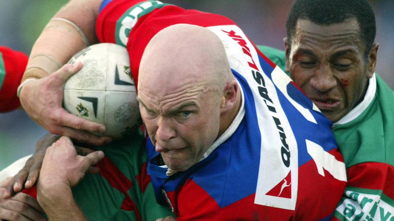 2003 : Footballer Ben Kennedy in 2003 image, part of six-photograph collection