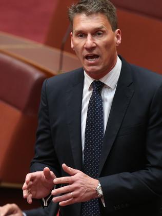 SA Senator Cory Bernardi. Picture: Kym Smith