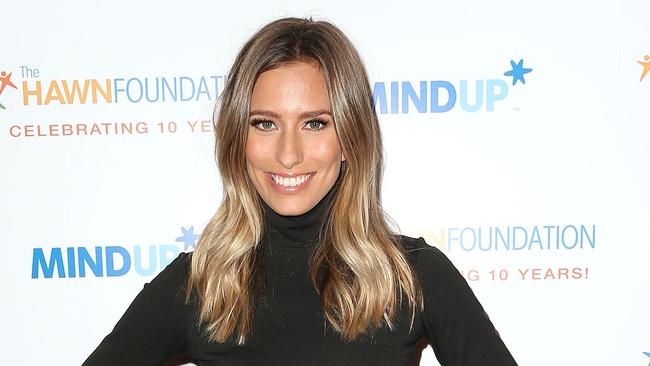 TV host Renee Bargh will be doing something charitable this year.