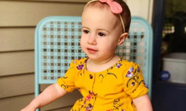Grandfather changes plea over death of toddler