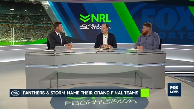Replay: NRL Grand Final show down 21st October