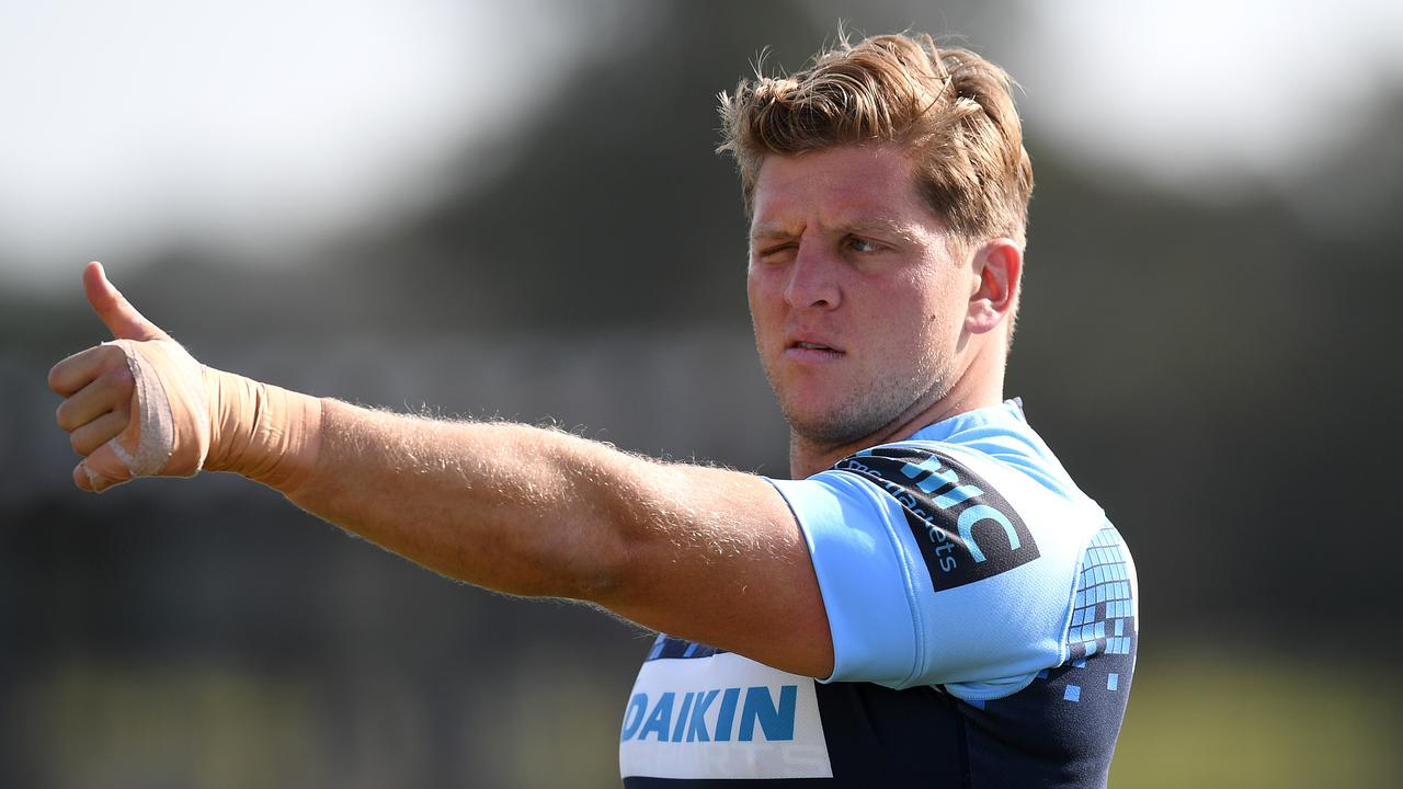 'The unknown is exciting': Waratahs make crucial signing