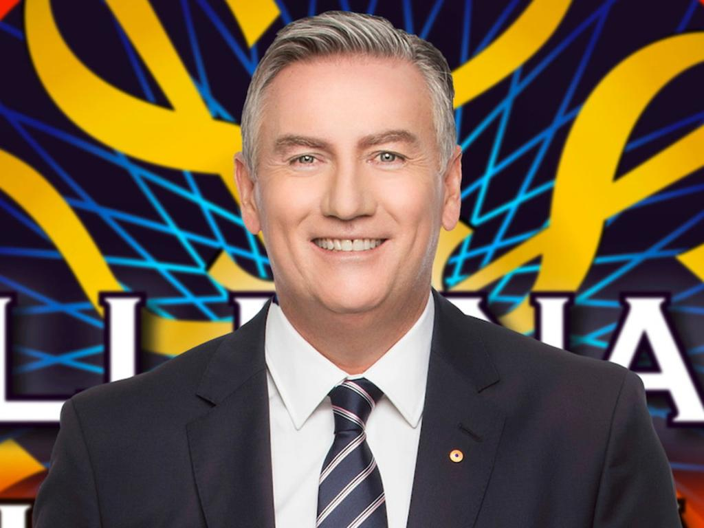 Eddie McGuire also defended Ms Holgate. Picture: Supplied