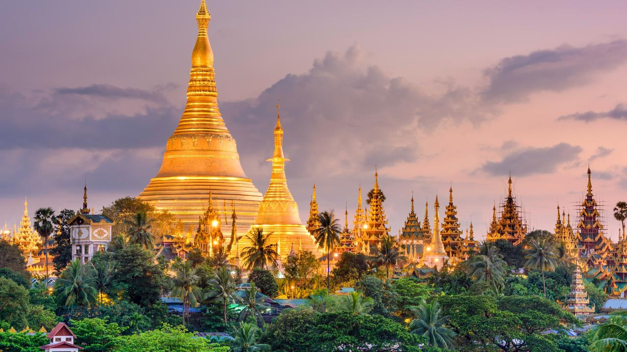 From Rangoon to Yangon — this is the new capital of Burma.